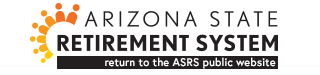 Return to ASRS public website
